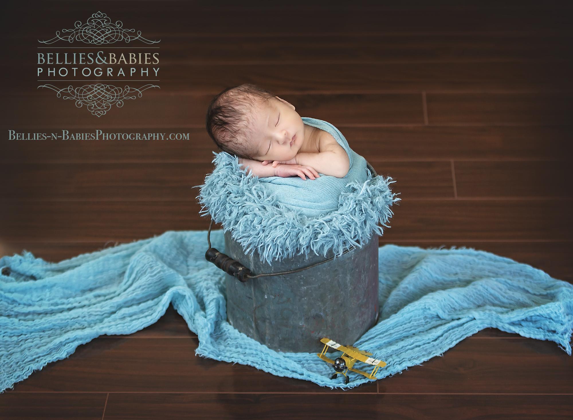 Porterville newborn photography